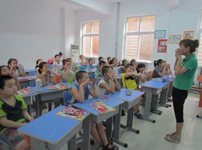石家庄市浩谦培训学校小学英语课程怎么样?