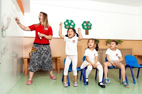 励步英语有针对学龄前孩子的课程吗?