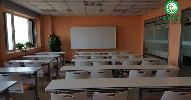 石家庄春辉学校43中校区教室