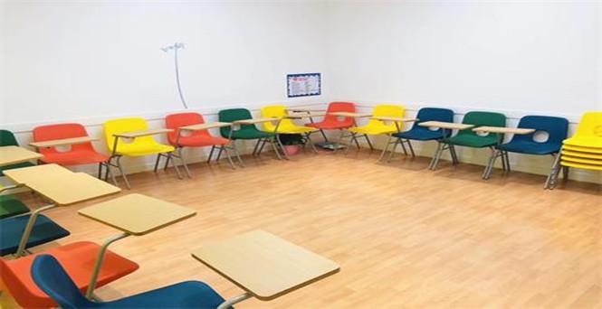 石家庄英孚英语大班,小班分别多少个学生?
