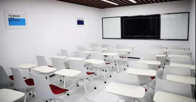 石家庄新航道万象城校区教室