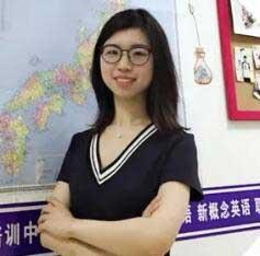 石家庄春辉学校日语教师高老师