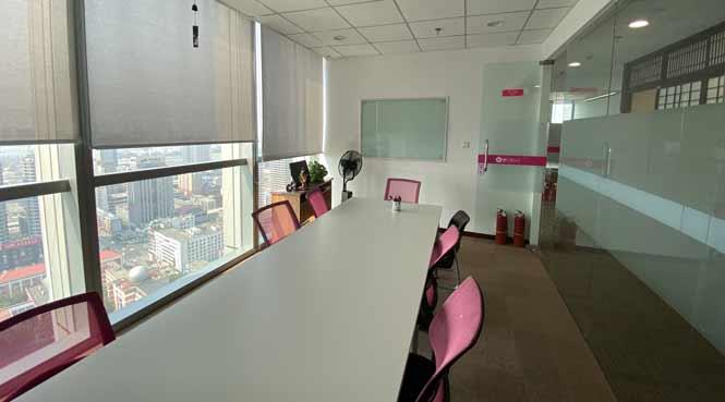 石家庄樱花日语会议室