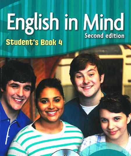 剑桥英语青少版4级教材