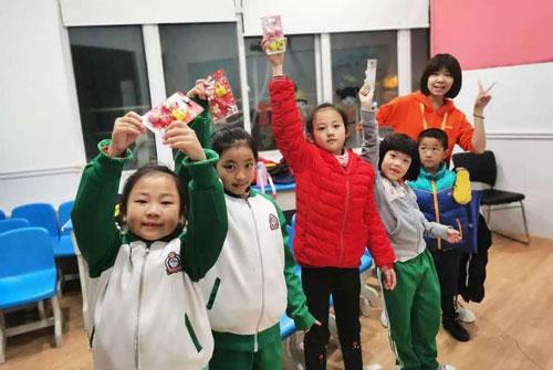石家庄优加青少英语学校教师lucy|习于智,优与心成!